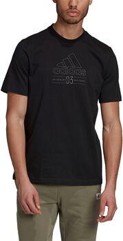 adidas BB T-shirt. Herrer