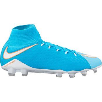Nike Hypervenom Phatal 3 DF Fg Damer Blå