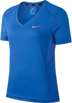 Nike Miler Top V-Neck Damer