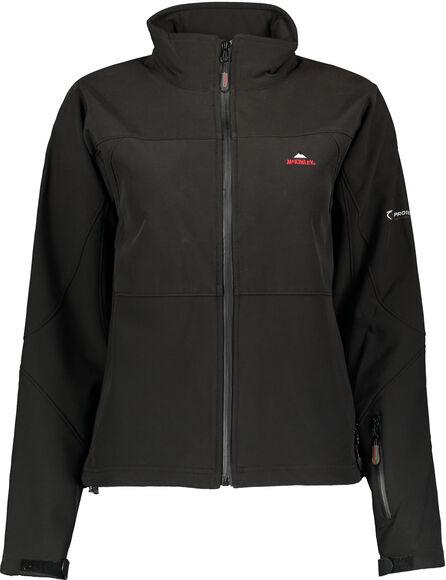 Protective softshell jakke