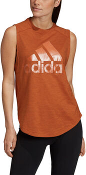 ADIDAS ID Winners Muscle T-shirt Damer
