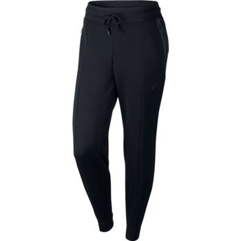 Nike NSW Tech Fleece Pant Knit Kvinder Sort
