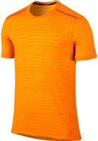 Nike Dri-Fit Cool Tailwind Stripe SS Mænd Orange