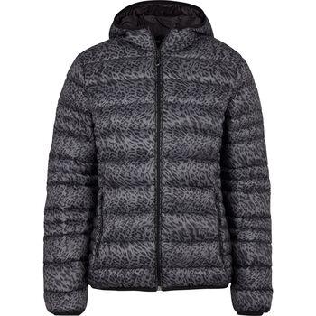 CMP Jacket Fix Hood Damer Grå