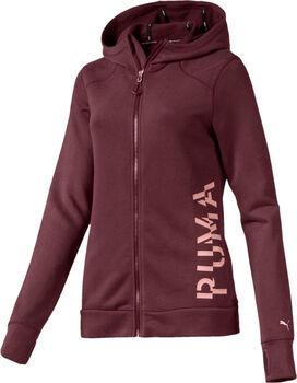 Puma Logo Sweat Jacket Damer