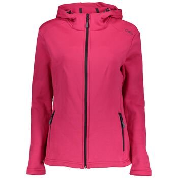 CMP Jacket Fix Hood Damer Pink