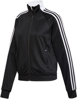 ID 3-Stripes Snap Track Top