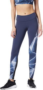 Reebok Lux Tights 2.0 - Shattered Ice Damer