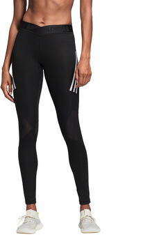 ADIDAS Alphaskin Sport 3-Stripes Long tights Damer