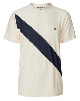 Les Deux Athletics Oslo T-shirt Herrer Hvid