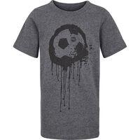 NOBRAND OB T-Shirt - Børn Grå