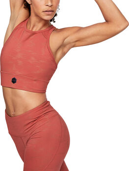 Under Armour RUSH Metallic Sports Bra Damer