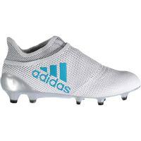 Adidas X 17+ Purespeed Fg/Ag - Børn Hvid