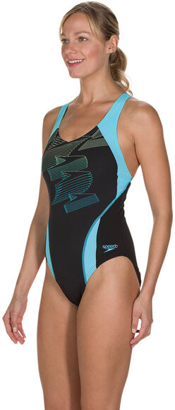 Boom Placement Racerback