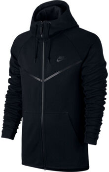 Nike Nsw Tech Fleece WR Hoodie Fz Mænd Sort