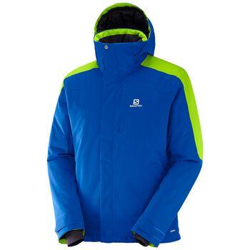 Salomon Strike Jacket Herrer Blå