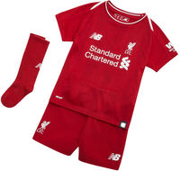New Balance Liverpool FC Home 18/19 Infant Kit