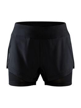 Craft ADV Essence 2-i-1 shorts Damer