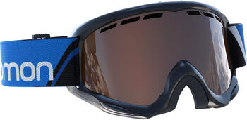 Salomon Goggles Juke Black Solar Sort