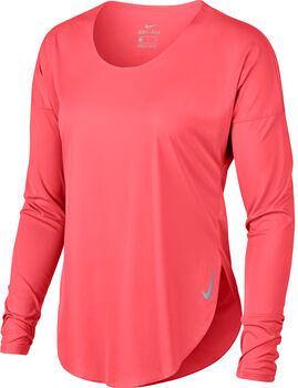 Nike City Sleek LS Top Damer