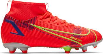 Nike Mercurial Superfly 8 Academy FG/MG fodboldstøvler Rød