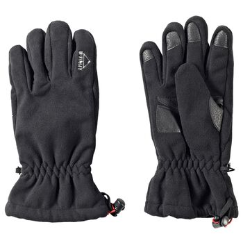 McKINLEY New Cen Glove Fleecehandske Sort