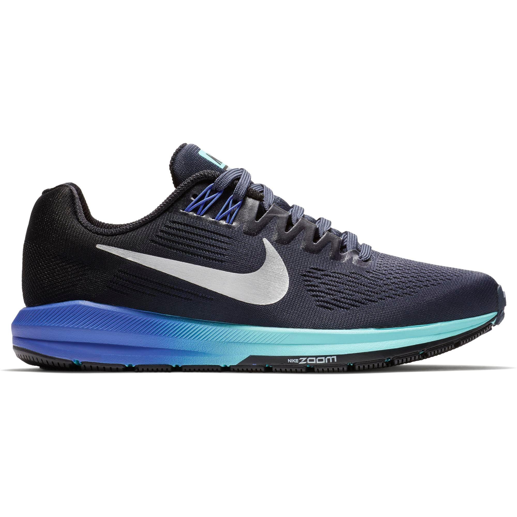 Nike Air Zoom Structure 21 - Kvinder Blå