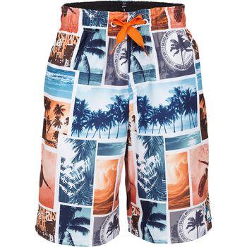 FIREFLY Seth Bermuda Shorts Orange