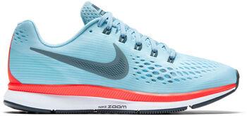 Nike Air Zoom Pegasus 34 Kvinder Blå