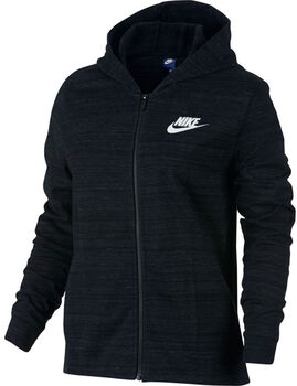Nike Sportswear Advance 15 Jacket Damer Sort
