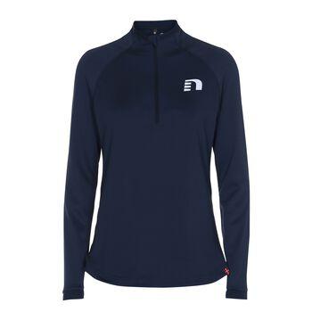 Newline Imotion Warm Shirt Damer Blå