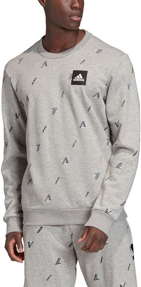 Must Haves Graphic Crew Sweatshirt