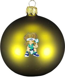 LykkeLiga Julekugle