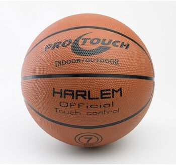 PRO TOUCH Harlem Basketball Brun