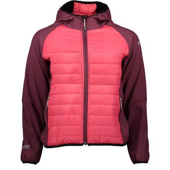 McKINLEY Hybrid Jacket Pink