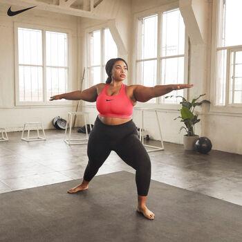 Nike Swoosh Medium-Support Sports Bra (Bra Plus) Damer