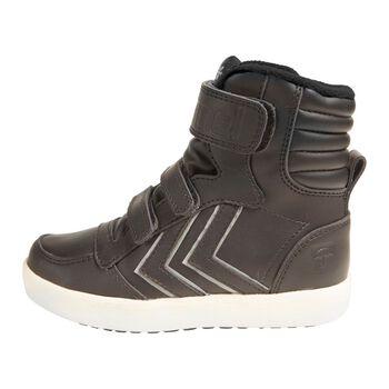 Hummel Stadil Super High Leather Sort
