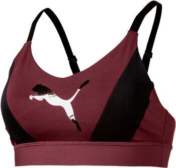 Puma Mid Impact Logo Bra Top Damer