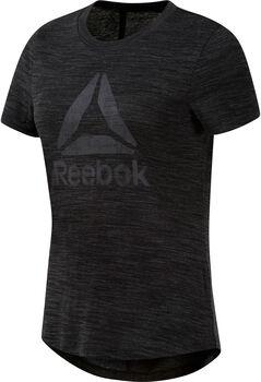 Reebok Training Essentials Marble Logo Tee Damer