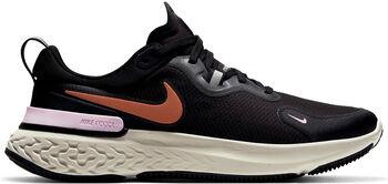 Nike React Miler Damer Sort