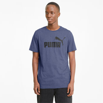Puma Essentials Heather T-shirt Herrer