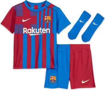 Nike FC Barcelona 21/22 hjemmebanesæt baby