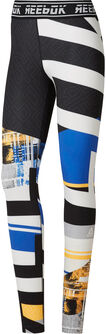 Workout Meet You There Engineered Tights