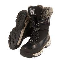 Lace Snow Boot Junior Hi