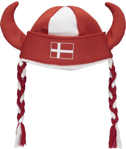 Viking Hat m. fletninger