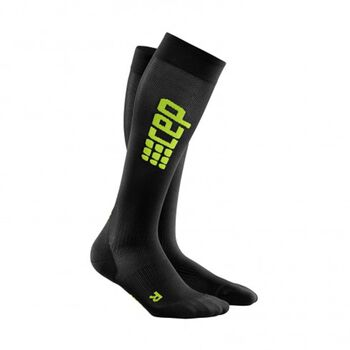 CEP Pro+ Run Ultralight Socks Herrer Sort