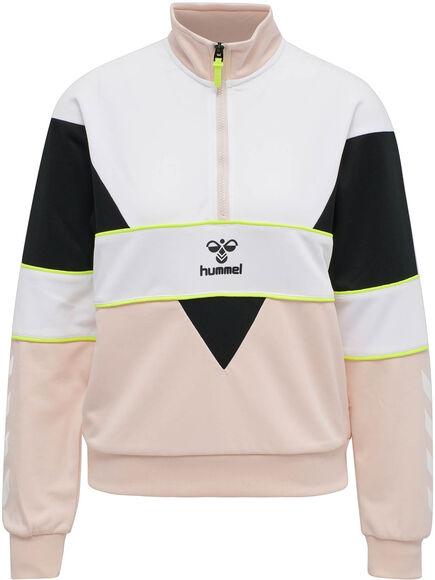 hmlSTUDIO HALF ZIP Sweatshirt