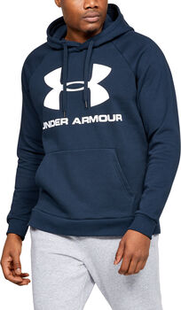 Under Armour Rival Fleece Logo Herrer