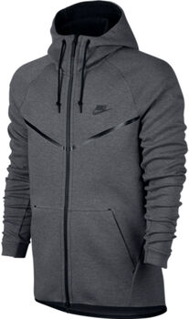 Nike Nsw Tech Fleece WR Hoodie Fz Mænd Grå