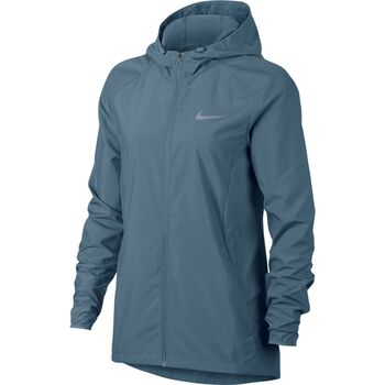 Nike Essentials Jacket Hoodie Damer Blå